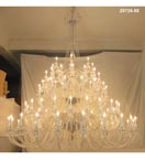 Elegant 88 Light Feature Chandelier