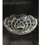 Glass Drip Tray With Net Design