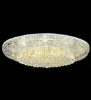Elegant 21 Light Surface Mounted Chandelier